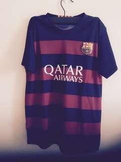 Barcelona Jersey Women / Kids (Not Original)
