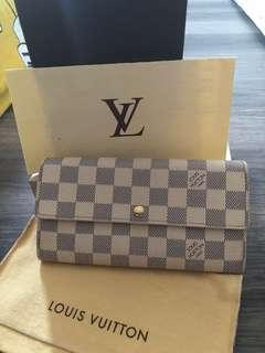 Louis Vuitton Sarah Wallet Authentic