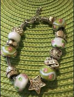 Pandora-like bracelet