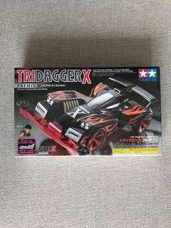 BNIB Tamiya TridaggerX Super2