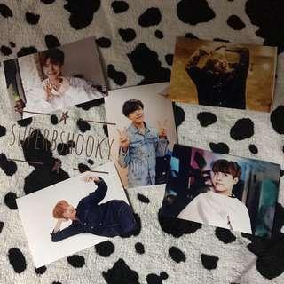 BTS [J-HOPE] '오, 늘' EXHIBITION LIVE PHOTOS S03