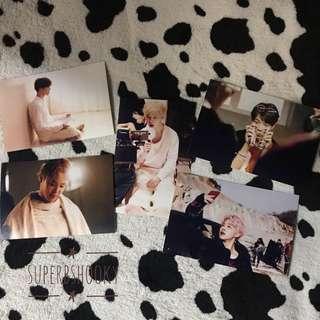 BTS [JIMIN] '오, 늘' EXHIBITION LIVE PHOTOS S03