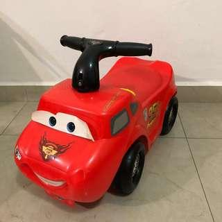 Lightning McQueen Car with sound