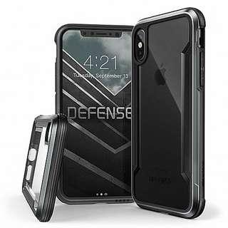 Samsung Iphone Xdoria defence shield black
