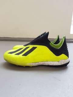 Adidas X Tango 18+ Turf Boots