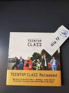 [WTS] TEENTOP Class Album