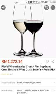 Riedel Vinum Zinfandel 416/15 (Set of 6)