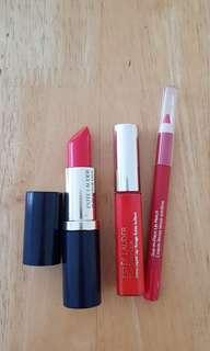 Estee Lauder Red Lip Bundle