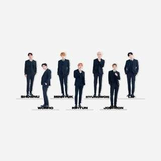 Monsta X officil acrylic stand
