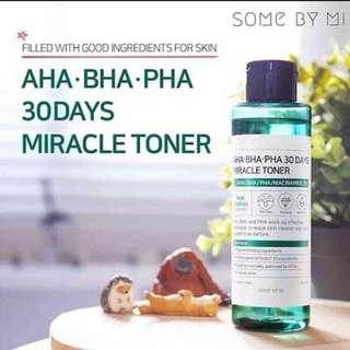 Some by mi miracles toner