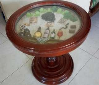 Small tea table