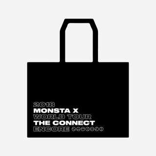 Monsta X official shopper bag