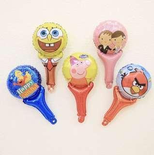 Birthday party Handheld Balloons