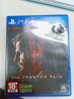 Metal Gear Solid V : Phantom Pain PSR