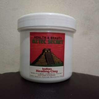 Masker jerawat aztec (100gr)