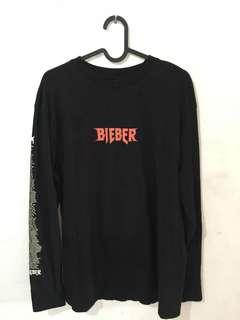 H&M Purpose tour Bieber long sleeve