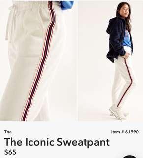 Aritzia Iconic Sweatpant