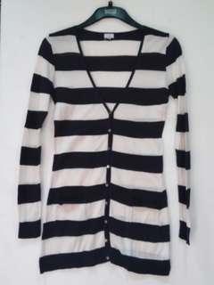 Stripe cardigan #oktosale