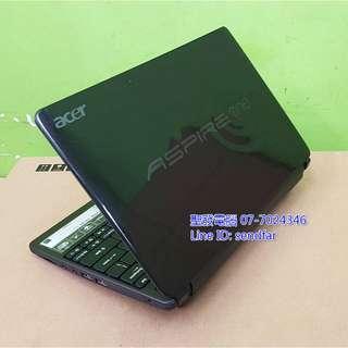 🚚 四核小筆電 ACER AOD257 N570 2G 250G 10吋小筆電 聖發二手筆電