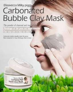 Elizavecca Milky Pig Carbonated Clay Mask