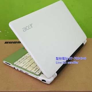 🚚 天使白輕巧便攜筆電 ACER AS1410 SU2300 3G 250G 11吋筆電 聖發二手筆電