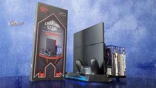 *PS4* charging stand