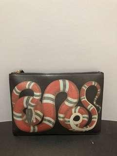 Gucci Clutch Inspired