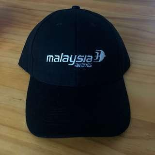 Malaysia Airlines cap