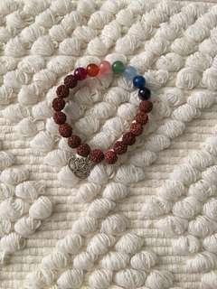 Handmade Rudraksha Bracelet