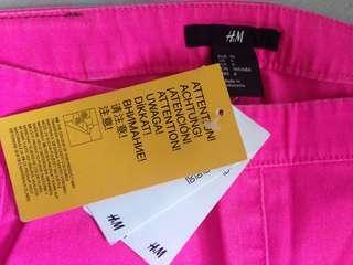 H&M Pink Pants