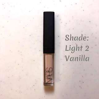 NARS Radiant Creamy Concealer 1.4mL (no box) Shade: Light 2 Vanilla