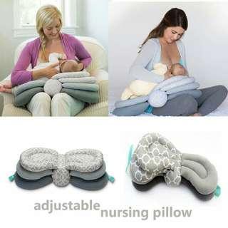Elevate Adjustable Nursing Pillow