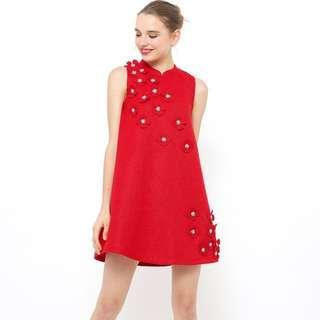 Madeline baby doll dress