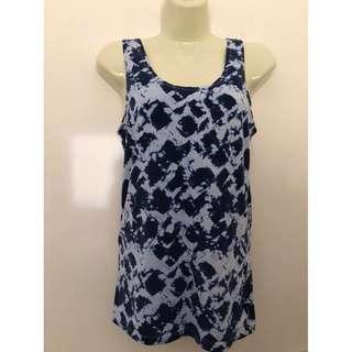 Guc Size 12  Vgc ladies Bonds chesty singlet / tank top