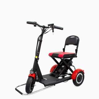 Mobot Flexi Pro 3 wheelers - personal mobility devices ( PMA) wheelchairs w handlebars - Free local delivery