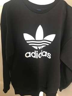 Size M new adidas jumper