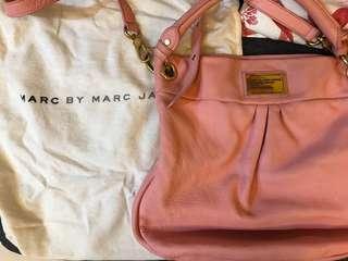 Marc Jacobs Salmon Pink Bag