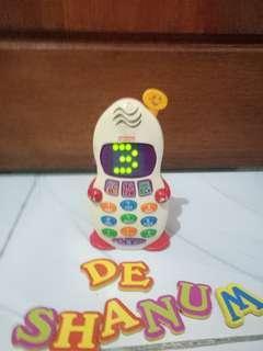 Fisher Price Baby Phone