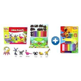 Kiddy Bundle D - 7B(S) and refill pack ST165 (12s)