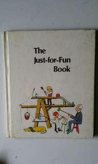 The just for fun book