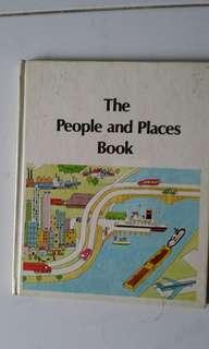 The people n places book