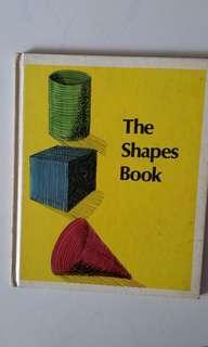 The shape book