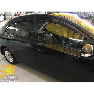 Toyota Allion Window Visors