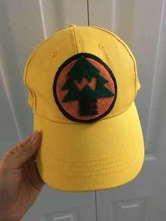 Halloween costume - wilderness explorer Boy Scout hat