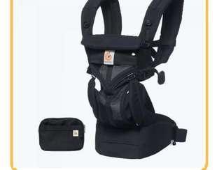 ERGOBABY OMNI 360 Cool Air Mesh-Onyx Black