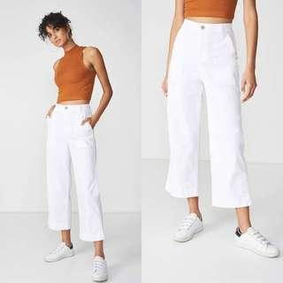 COTTON ON WIDE PANTS