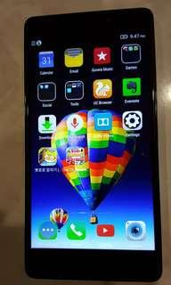 LENOVO A7000 PLUS WHITE