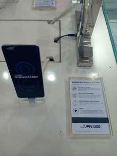 SAMSUNG A8 STAR cicilan mudah dengan Home Credit