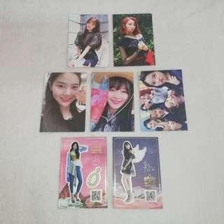 Oh My Girl Remember Me Photocard Styling Card Official