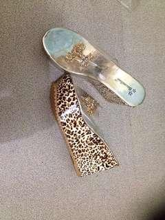 Wedge Leopard Shoes
